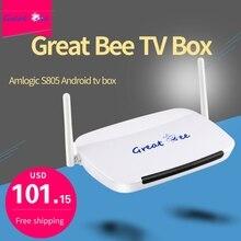 Лидер продаж 2020, ТВ приставка Great bee для IPTV, самые популярные телеприставки и самый стабильный арабский телевизор