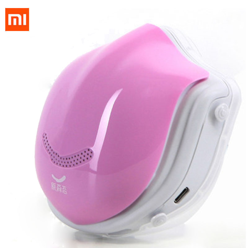 Latest Xiaomi Q5Pro Safety Protective Electric Smart Mask Anti Fog Mask Multi-Functional Anti Pollution Safety Mask