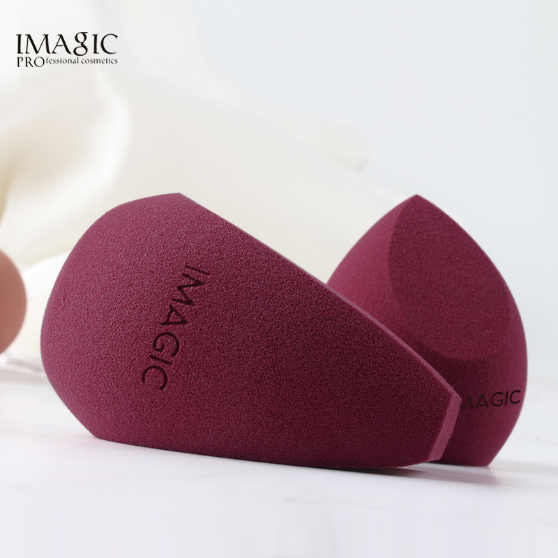 IMAGIC Makeup Foundation Sponge Makeup Cosmetic Puff Powder Smooth Beauty Cosmetic Make Up Sponge Puff