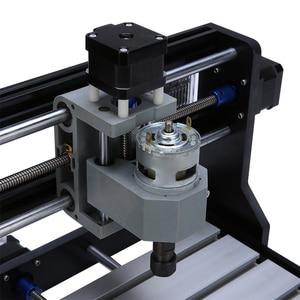 Image 3 - CNC 3018 PRO Laser Incisore di Legno Macchina del Router di CNC GRBL ER11 Hobby FAI DA TE Macchina Per Incisione per Legno PCB PVC Mini CNC3018 Incisore