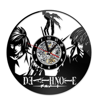 Anime new product Note Note Yagami Light wall clock living room clock personality props cosplay accessories unisex