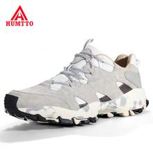 HUMTTO męskie buty do biegania oddychające buty do biegania na świeżym powietrzu buty do biegania sportowe adidasy do biegania buty sportowe obuwie treningowe tanie tanio Unisex CN (pochodzenie) E-motion Motion control Betonowej podłodze Profesjonalne Dla dorosłych Wysokość zwiększenie