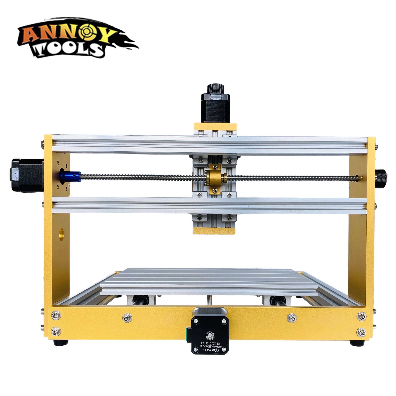 CNC Metal Frame CNC Wood Router/Pcb Milling Machine 3