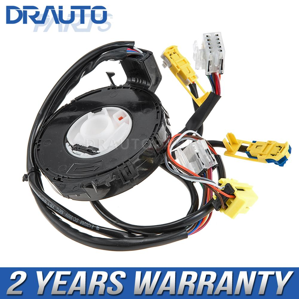 Spiral Cable Clock Spring Airbag 26105742 88963443 For Vauxhall Insignia 2008-2017