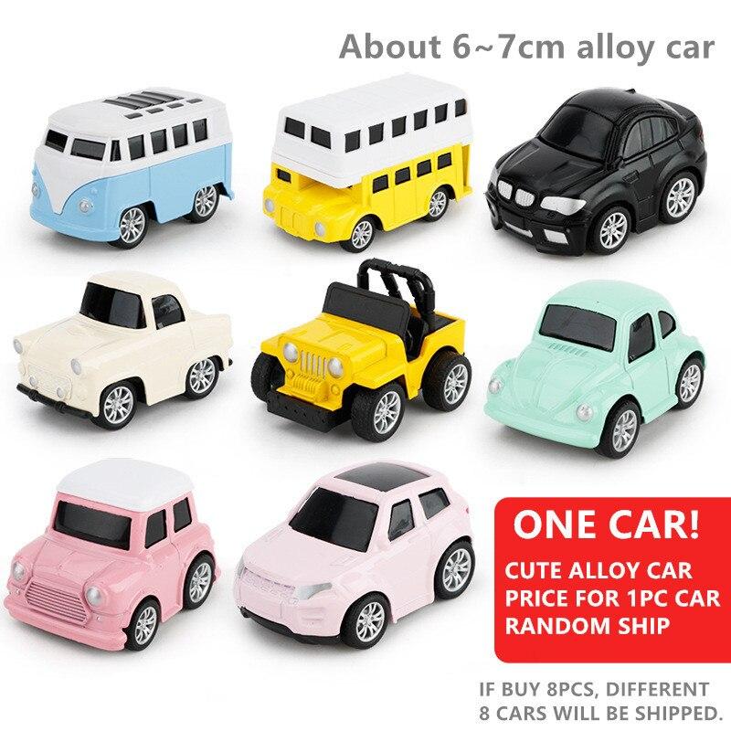 one alloy car 1