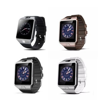 Bluetooth SIM Card Smart Watch Touch Screen Smart Watch With Camera For Ios Android Phones Support Multi Language image