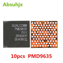 Absuhjx 10pcs PMD9635 Small Power Baseband supply ic for 6S 6SPlus U_PMD_RF replacement parts