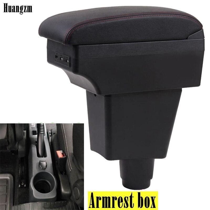 Для Renault Logan 2 подлокотник Logan 2 Универсальный центральный автомобильный подлокотник для хранения коробка аксессуары для модификации Подлокотники      АлиЭкспресс