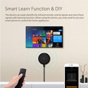 Image 5 - Nieuwe Universele IR Smart Afstandsbediening WiFi/Infrarood Home Control mini Hub Tuya Smart leven App Werkt met Google thuis Alexa