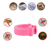 PCute Pink Pet Cat Dog Collar Leave Away From Flea Neck Ring Protect Tick Mite Louse Accessories PCMMA