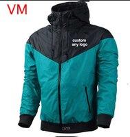 VM vestes pour hommes nouveau Patchwork couleur bloc Cardigan veste mode survêtement manteau hommes Hip Hop Streetwear veste st SA-8