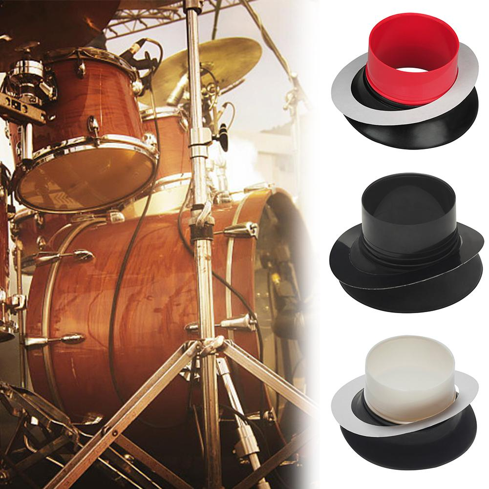Acoustic Drum Bass Loudspeaker Voice Amplifier With Protection Ring Accessory New Chic