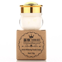 Dimollaure Powerful whitening speckle cream 15g fast Removal freckle melasma pig