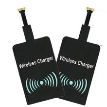 Universal Qi Wireless Charger Receiver Inductive Coil Receptor Module For  Micro USB Android CellPhone недорого