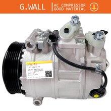 7SEU16C Auto AC Compressor For Mercedes Benz W221 W251 W164 Sprinter 2002-2012 A0012301411 A0012302811 A0022305411 447170-7004