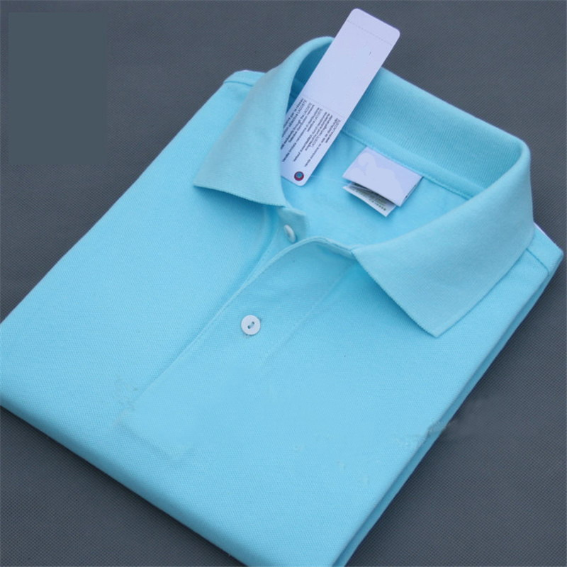 High Quality Tops&Tees Men's Polo Shirts Business Men Brands Polo Shirts Crocodile Turn-down Collar Mens Polo Shirt XS-4XL