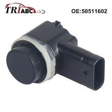 50511602 PDC Park sensor For Fiat Punto 199 500 312_ GRANDE PUNTO 199_ ABARTH 595 695 HYUNDAI New Anti Radar Detector