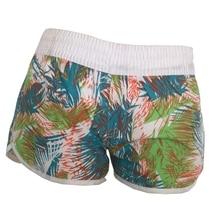 2020 Hot Sales Very Popular Print Summer Women's Beach Shorts Sports High Waist Thin Quick Dry Running Shorts high waist thin flower print womens shorts