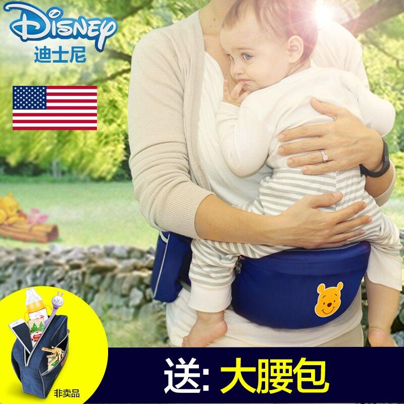 original disney bebe segurando e ferramenta de transporte do bebe sentado fezes da cintura fezes do