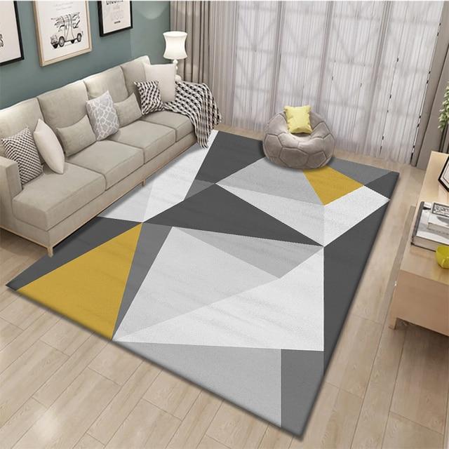 Stylish Nordic Carpet