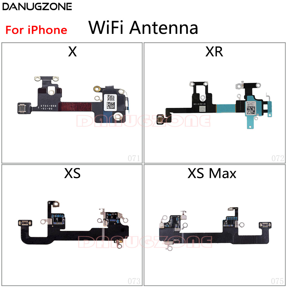 WiFi Antenna For IPhone X XS Max XR XSMax Wi-Fi Antenna Signal Flex Cable