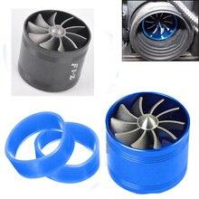 F1-Z Универсальный нагнетатель турбо турбонатор воздухозаборник экономайзер газового топлива экономичный вентилятор Прямая поставка