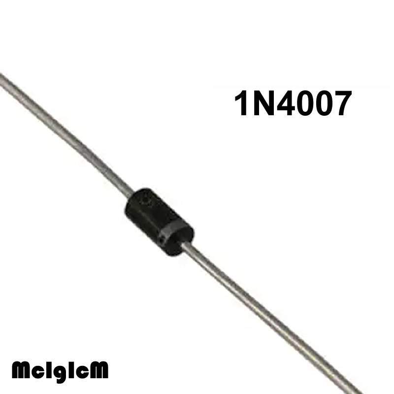1N4007 Rectifier Diode 1000V 1A Pack of 25