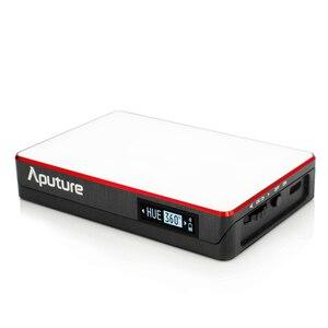 Image 3 - Aputure AL MCการถ่ายภาพแบบพกพาไฟLED 3200K 6500K RGB HSI/CCT/FXโคมไฟวิดีโอแสงSelfieสำหรับCanon Nikon