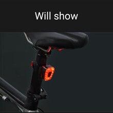 30hrs bicicleta led luz traseira usb luz da bicicleta à prova dwaterproof água ciclismo luz traseira mtb bicicleta de estrada volta cauda luz acessórios kit