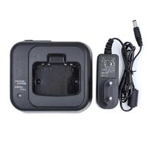 NEW Radio 110V 240V two way battery charger for BP 272 Li ion battery For ICOME For ID 51E ID 31E 2 way radio