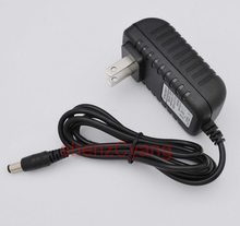 high quality AC / DC adapter 5V 6V 9V 12V 13.5V 18V 19V 500mA 1A 1.5A 2A 2.5A Switching power supply US plug DC 5.5mm(China)