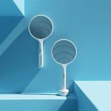 Qualitell 2in1 Elektrische Mug Swatter Verdrijver/Muggen Killer Lamp Muur Gemonteerde Mug Doden Verdrijver Usb Opladen