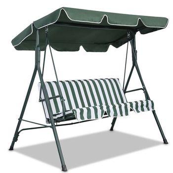 Lato wodoodporny Top baldachim zamiennik do ogrodu dziedziniec fotel wiszący do użytku na zewnątrz hamak baldachim krzesło obrotowe markiza