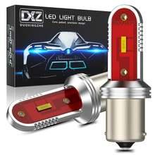 2 шт автомобиля светодиодный лампы csp 1860 чип 1156 bays15