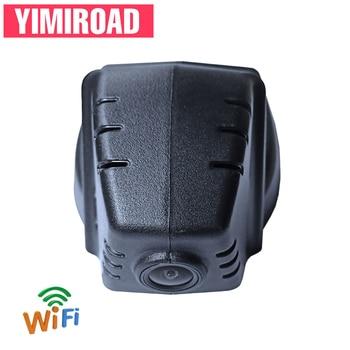 YIMIROAD Dashcam Novatek 96658 BM17-B WIFI Car DVR For BMW X1 F48 180 X2 X3 X4 F26 X5 F15 X6 430 5 Series M135i 535i GT 530i F11