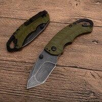 Nova kx8750 faca dobrável ao ar livre 8cr13 aço multi-purpose acampamento pesca edc faca dobrável para sobreviver a ferramenta de alta qualidade