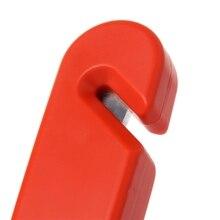 2 in 1 Car Emergency Safety Escape Hammer Glass Window Breaker Cutter Tool  L41E