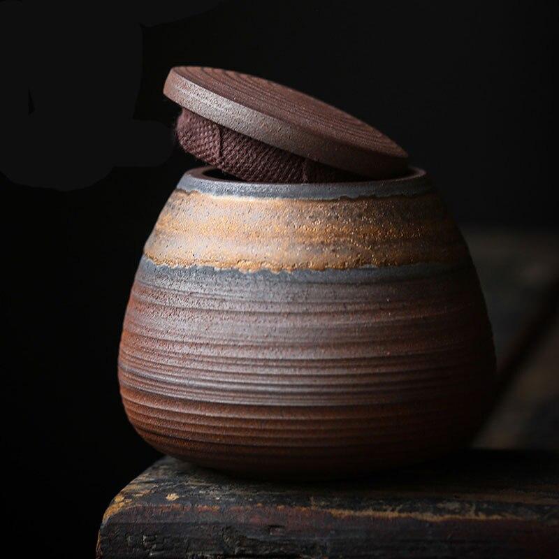 Keepsake Urn Container for Ashes Pet Memorial Cremation Urns Ceramic Urn Funeral Urns for Human Ashes Dog Urn Ashes for Human