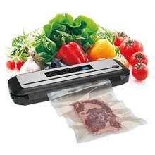 Inkbird INK-VS01 máquina de selagem automática do aferidor 110v do alimento do vácuo com os modos secos & úmidos built-in cortador para a preservação do alimento