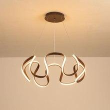 Blue Time New Design LED Pendant Lights For Dining Room Bedroom Living Room Home Hanging Lamps LED Pendant Lamps AC 220V 110V