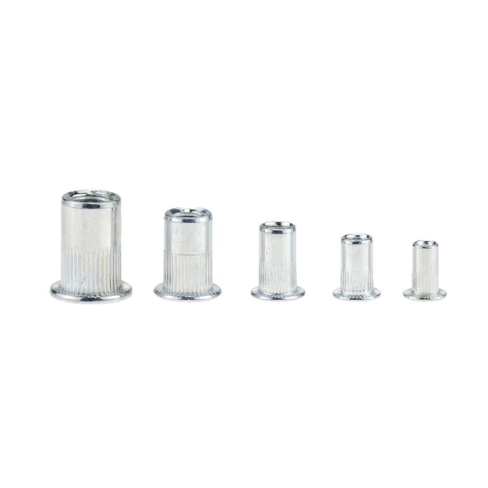 Top Sale²Guns Riveting-Kit-Tool Riveter Nutsert Rivnut Blind Threaded-Insert 86PCS And M3-M8