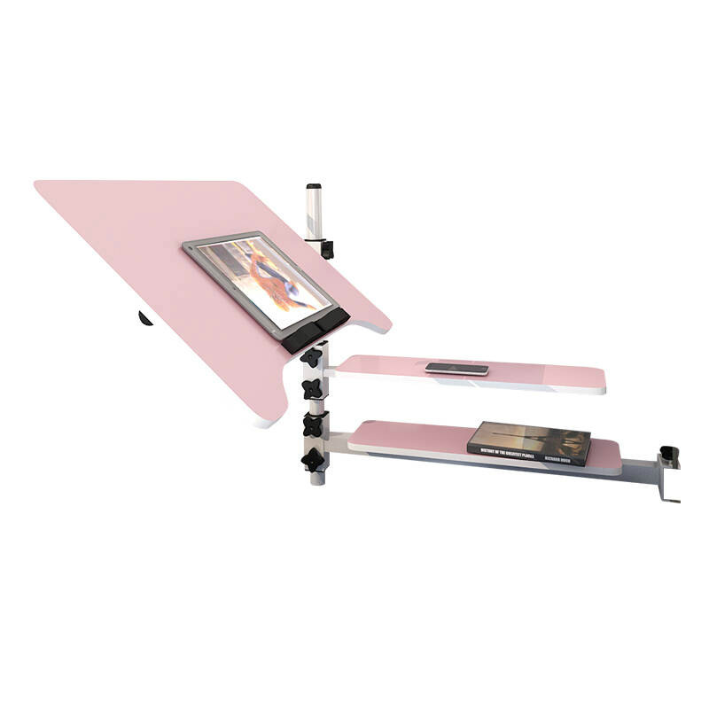 Laptop table bed folding lazy student dormitory artifact desk writing small   simple