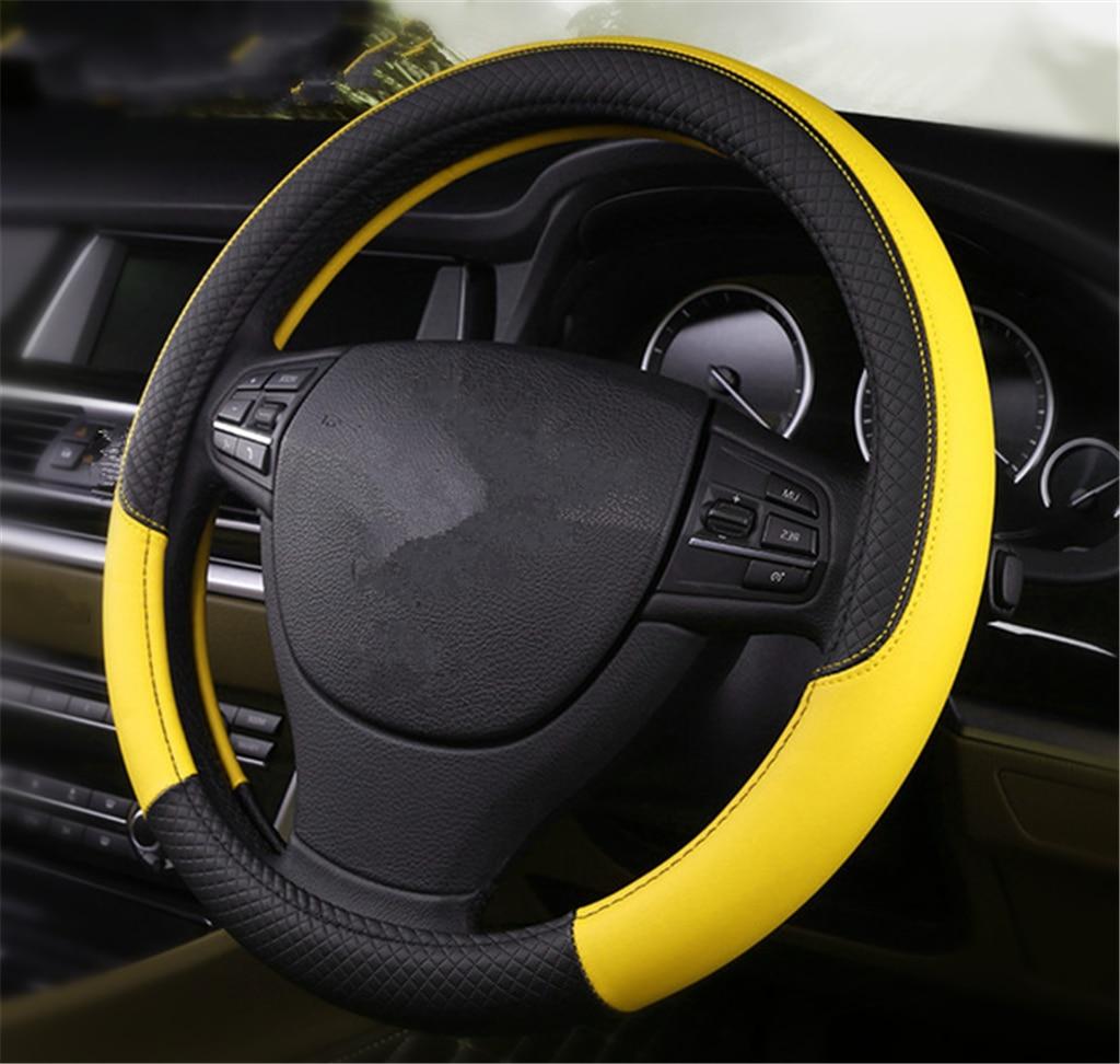 CARPOINT 2561502 Steering Wheel Cover 37-43 cm