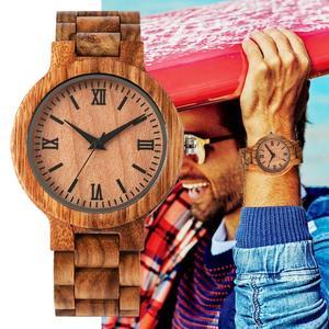 Image 3 - YISUYA Minimalist Fullไม้นาฬิกาผู้ชายผู้หญิงไม้ไผ่สร้อยข้อมือแฟชั่นนาฬิกาข้อมือควอตซ์Handmadeนาฬิกาของขวัญ