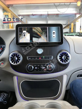 Aangepaste Dash Multimedia Voor Mercedes Benz V Klasse Vito Viano Valente Metris W447 Android Radio Auto Gps Auto Stereo Hoofd unit