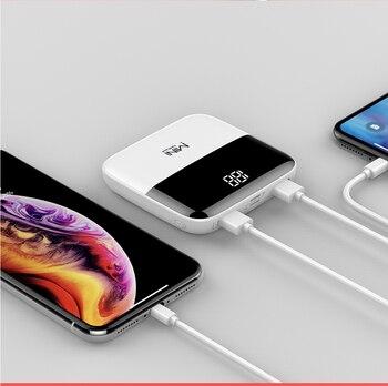 Mini powerbank caseier 10000mah για smartphones