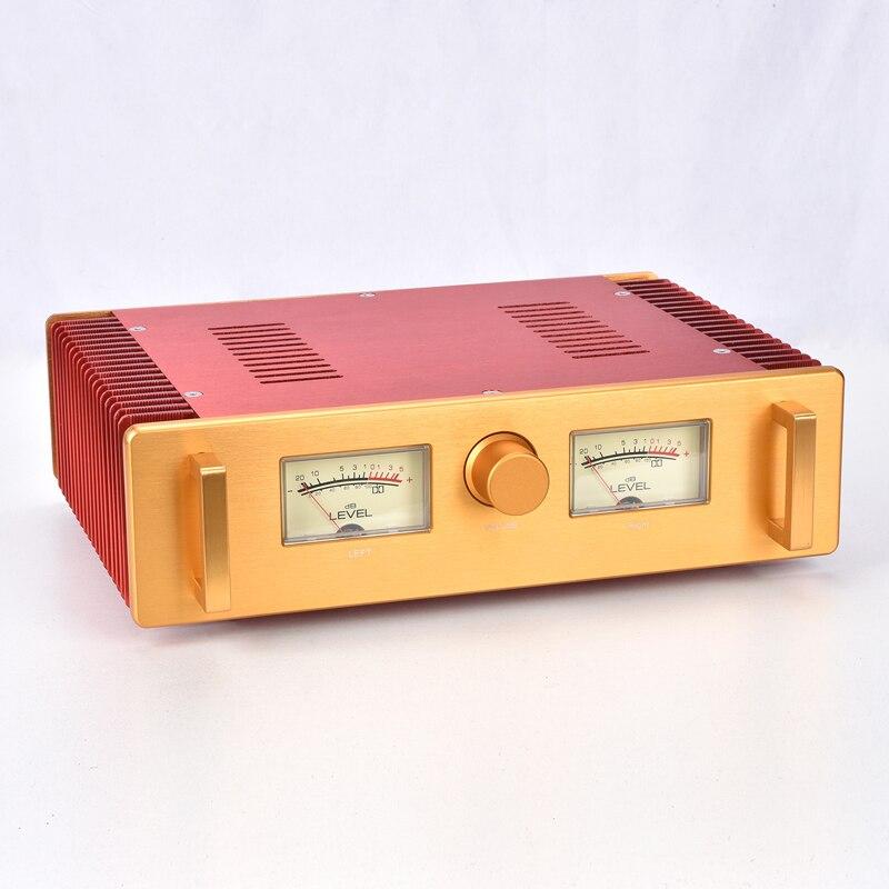 Image 3 - WEILIANG AUDIO A100 class A Hood 1969 power amplifierAmplifier   -