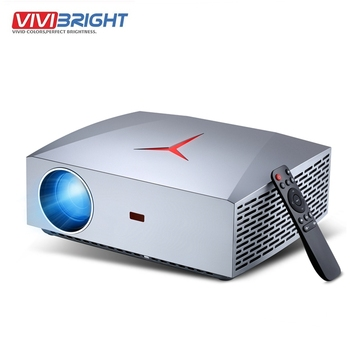 VIVIBright F40UP 4K Full HD Projector 3D Real 1080P 2+16GB Android 6.0 WIFI bluetooth Movie video Projector TV Stick PS4 HD