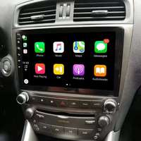 Mobil Multimedia Player Quad Core Android 8.0 Car Radio GPS Navigasi Rendah Model untuk Lexus IS250 IS200 IS220 IS300 2006-2012