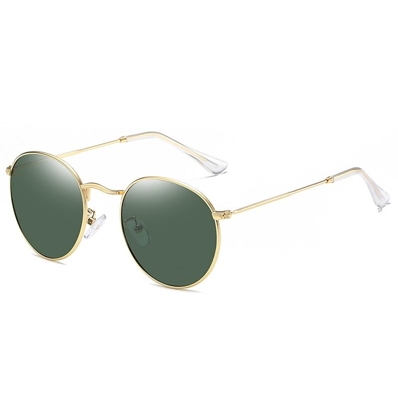 Gafas de sol redondas BARCUR Hombre / Mujer Revestimiento reflectante - Accesorios para la ropa - foto 3